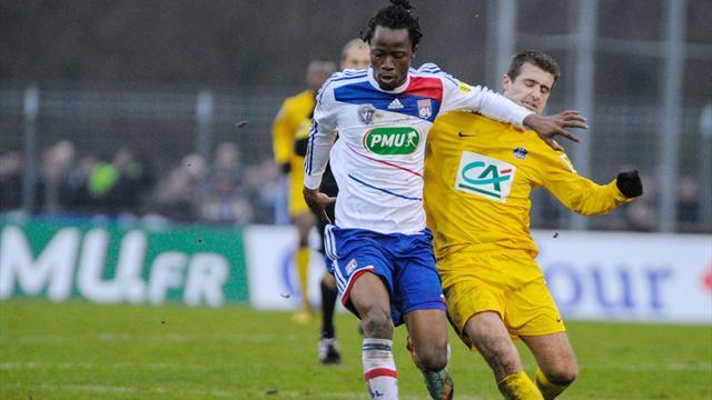 2013 Coupe de France OL Lyon Kone Epinal