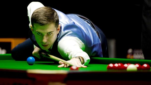 Selby to meet Williams in Rotterdam Open final