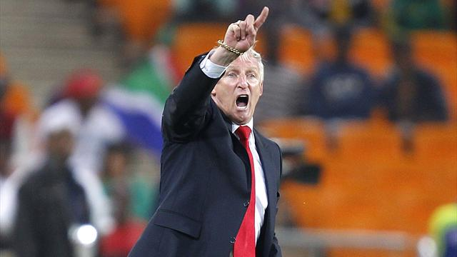 South Africa coach confident of overcoming poor finishing