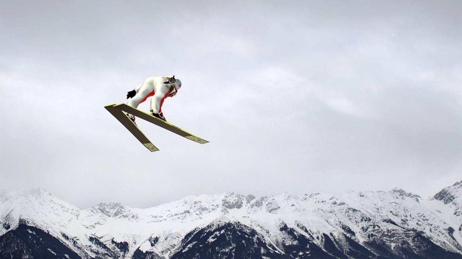 skispringen eurosport