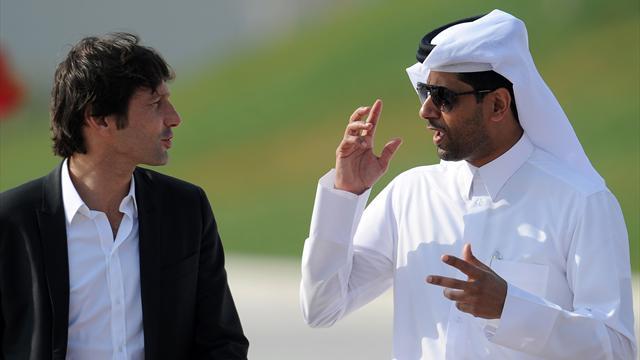 "Leonardo : ""Nasser représente le PSG, pas moi"""