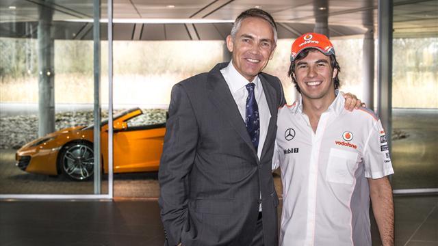 Pérez visera le titre cette saison avec McLaren