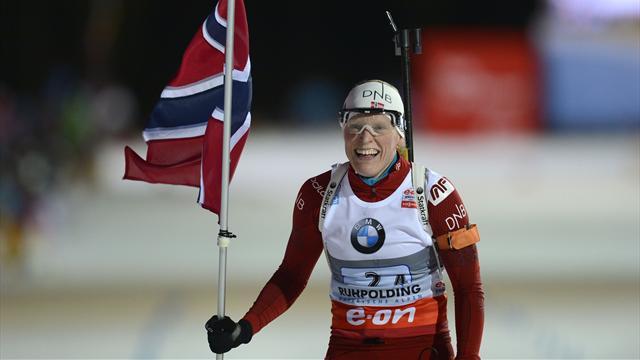 Berger et la Norvège toujours au sommet