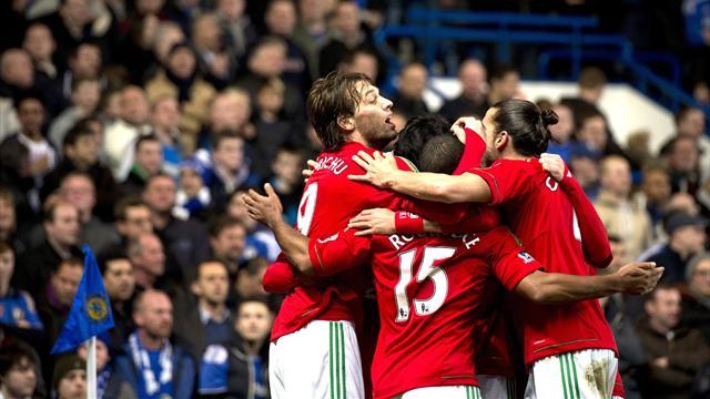 Swansea benefit from Ivanovic horror show to floor Chelsea