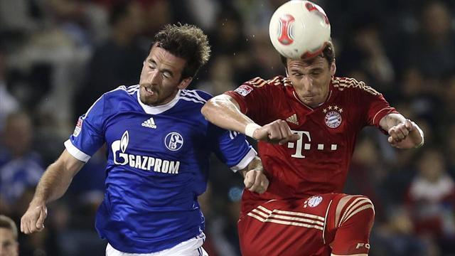 Schalke lose sleep but not hope after Bayern demolition