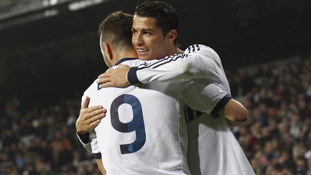 Ronaldo: Stop whistling Mourinho