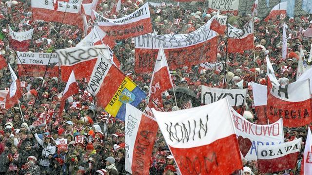 De Polen verwachten goud op de schans en niets minder