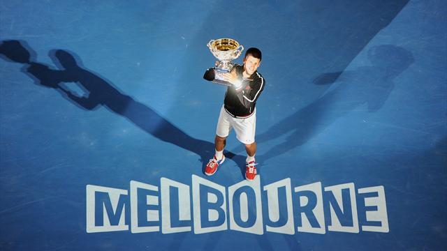 Melbourne, là où tout a commencé pour Djokovic