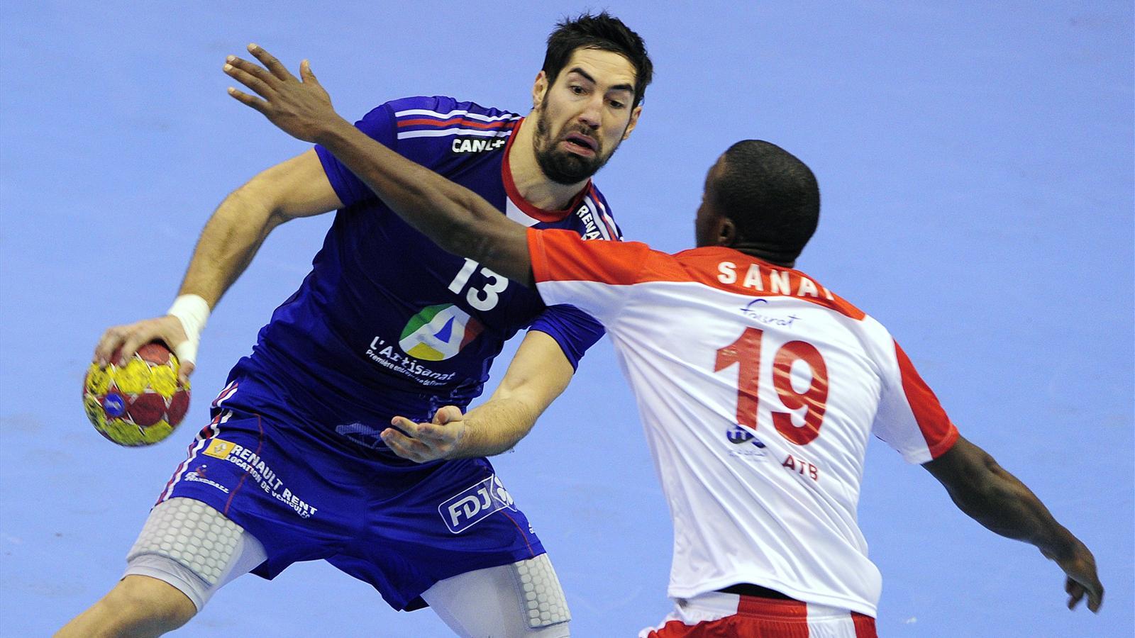Mondial les bleus sont coutumiers du fait championnat du monde 2013 handball eurosport - Coupe du monde handball 2013 ...