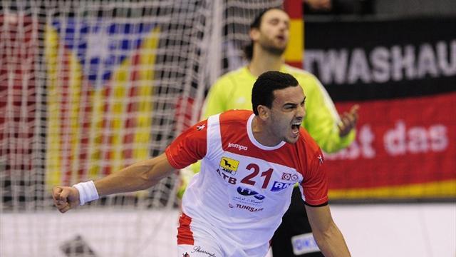 La correosa Túnez ya es la revelación del torneo