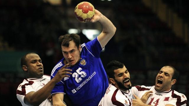 Россия победила Катар