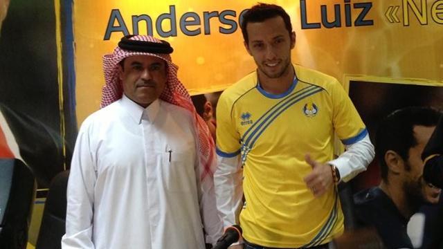 Nene signe à Al Gharafa