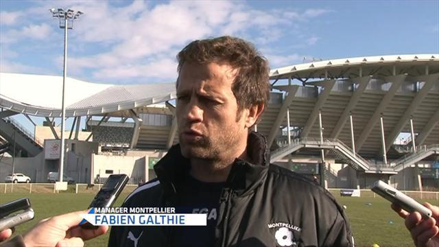 Galthié et sa relation avec Laporte