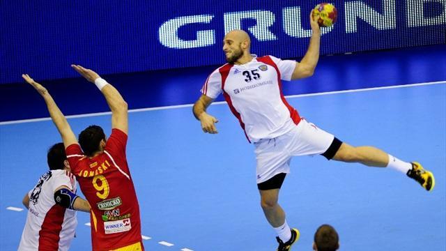 Сборная России по гандболу победила Польшу на ЧМ