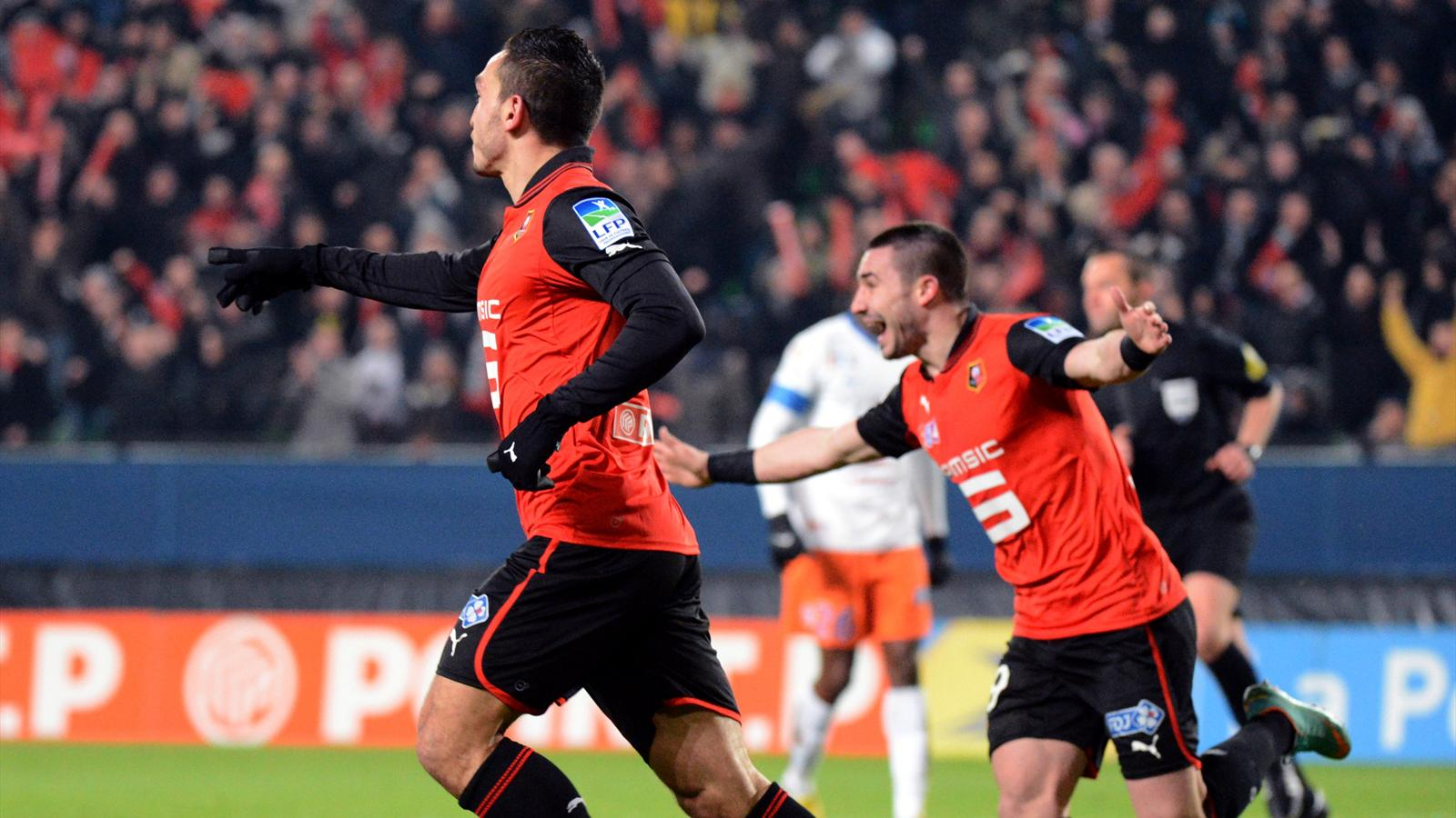 Coupe de la ligue le srfc a exorcis quevilly coupe de la ligue 2012 2013 football eurosport - Coupe de la ligue 2013 14 ...