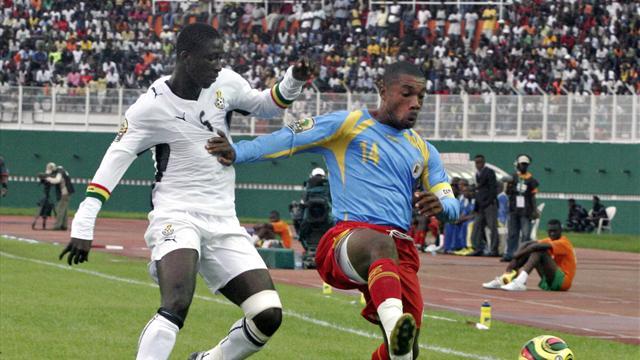 Groupe B: le Ghana ne peut pas décevoir