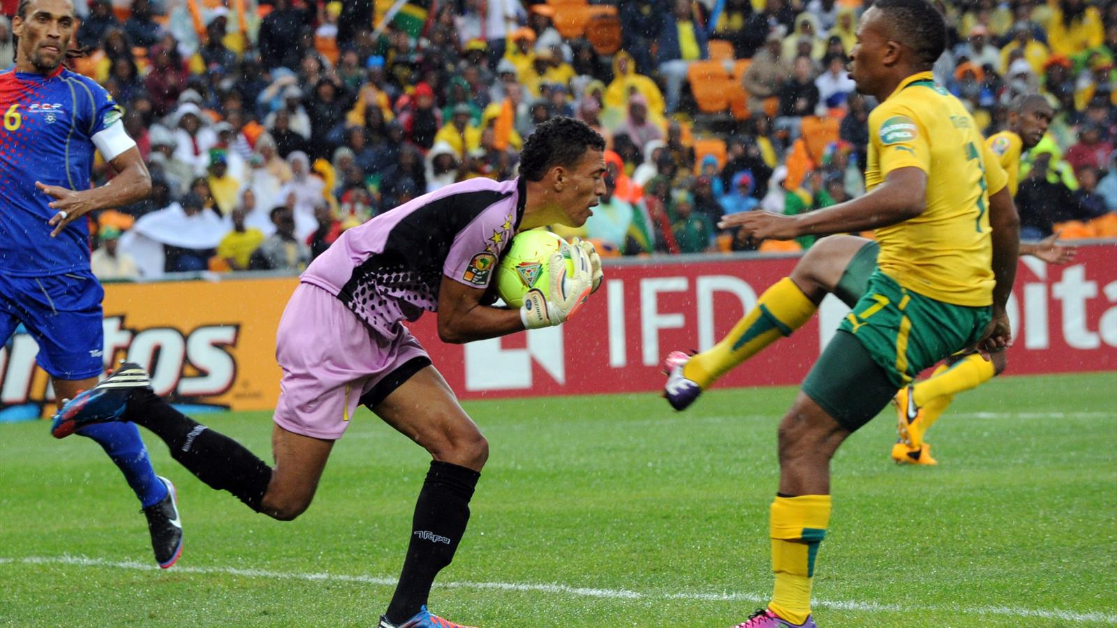 Afrique du sud cap vert 0 0 les bafana bafana ont - Regarder la coupe d afrique en direct ...