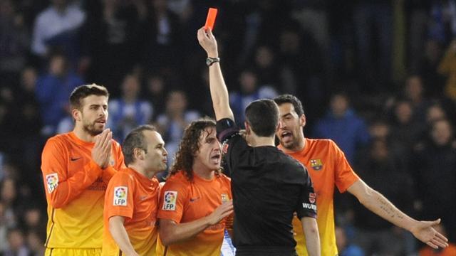 Le Barça avait perdu l'habitude