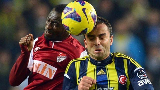 Fenerbahçe - Elazığspor / ÖZET