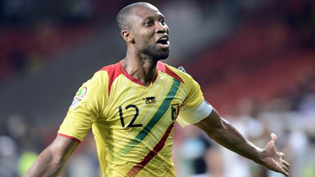 FOOTBALL CAN 2013 Mali - Seydou Keita