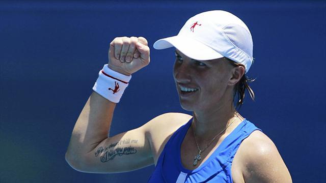 Kuznetsova est de retour