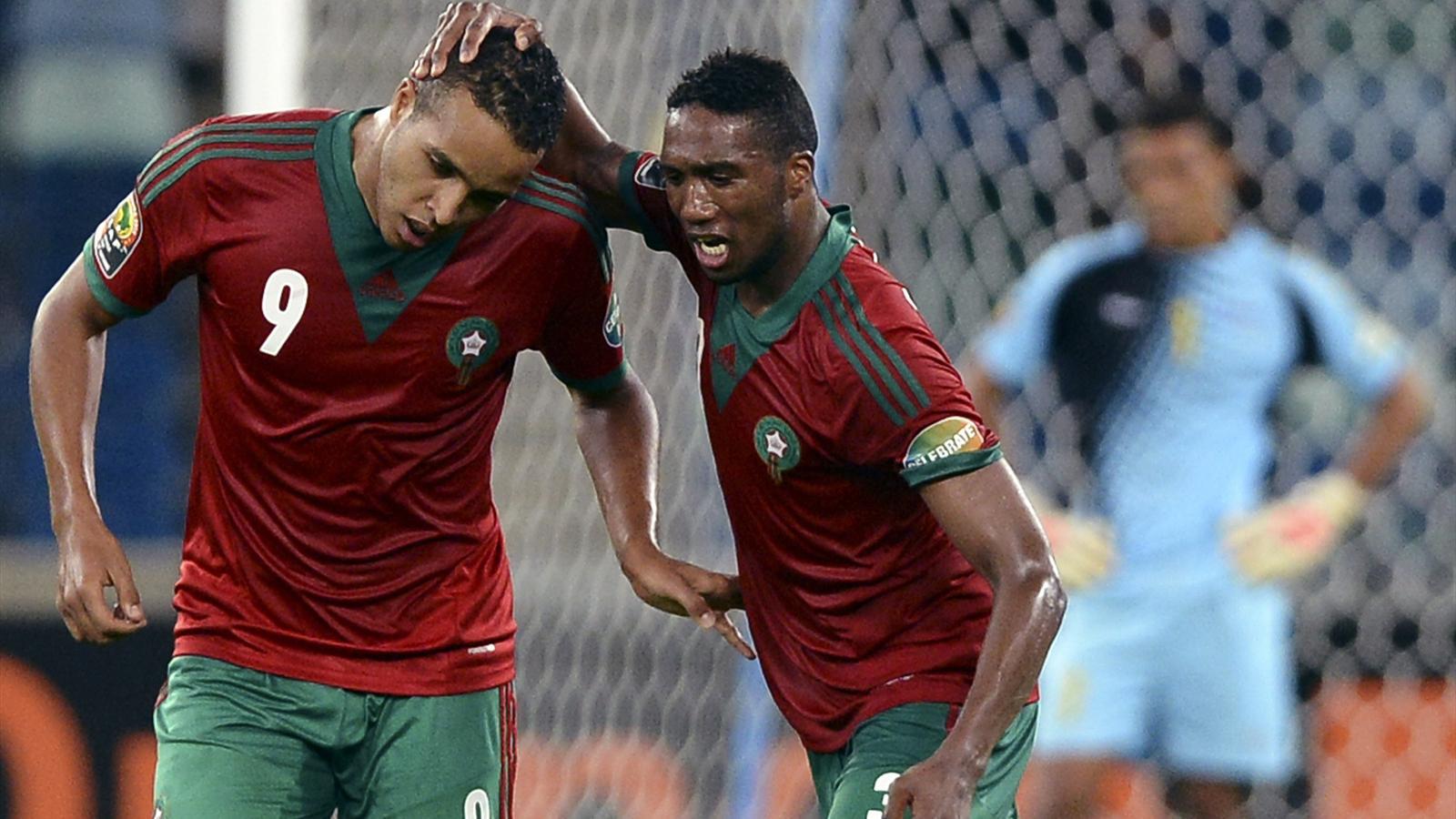 Can 2013 le maroc bute sur le cap vert 1 1 coupe d 39 afrique des nations 2013 football - Resultat foot coupe d afrique ...