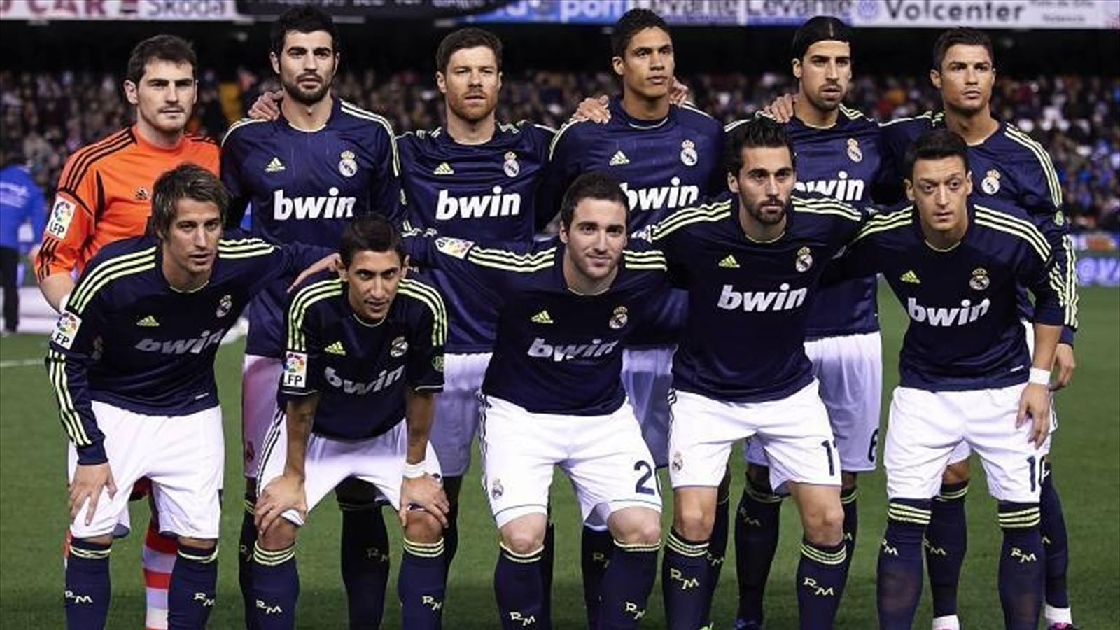 the real madrid football club Real madrid football club - get the latest news, fixtures, results, match reports, videos, photos, squad and player stats on sky sports football.