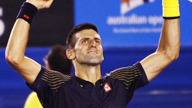 Djokovic demolishes Ferrer to reach final