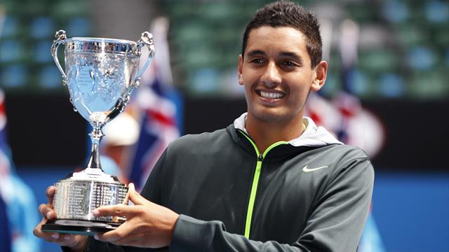 Kyrgios et Kokkinakis, le tennis australien bourgeonne à nouveau