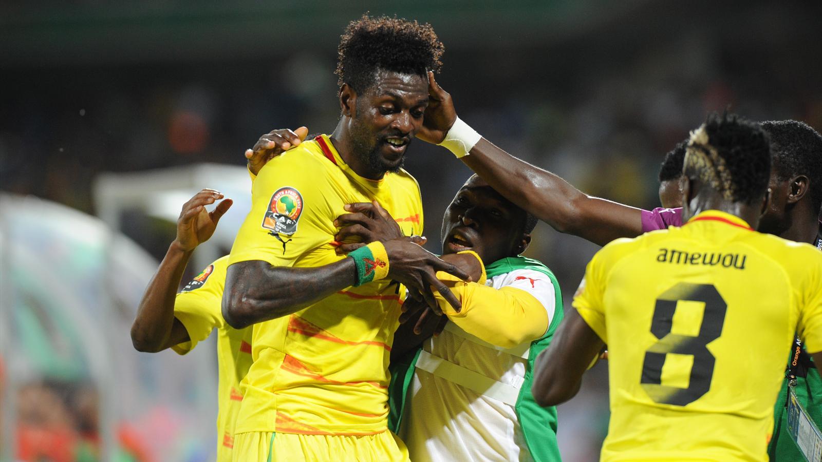 Can 2013 le togo se relance et sort l alg rie coupe d 39 afrique des nations 2013 football - Resultat foot coupe d afrique ...