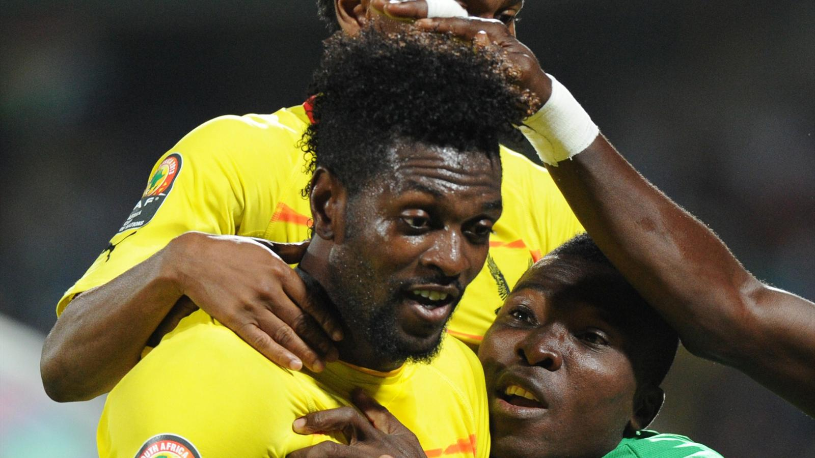 Emmanuel Adebayor set to play for Togo despite late ...