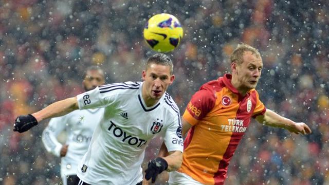 Galatasaray-Beşiktaş / ÖZET