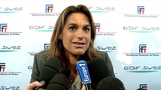 "Mauresmo : ""Bartoli peut montrer la voie"""