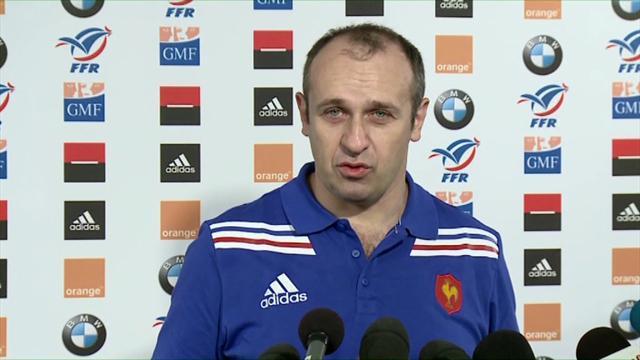 """Saint-André : """"Dusautoir est un soldat"""""""