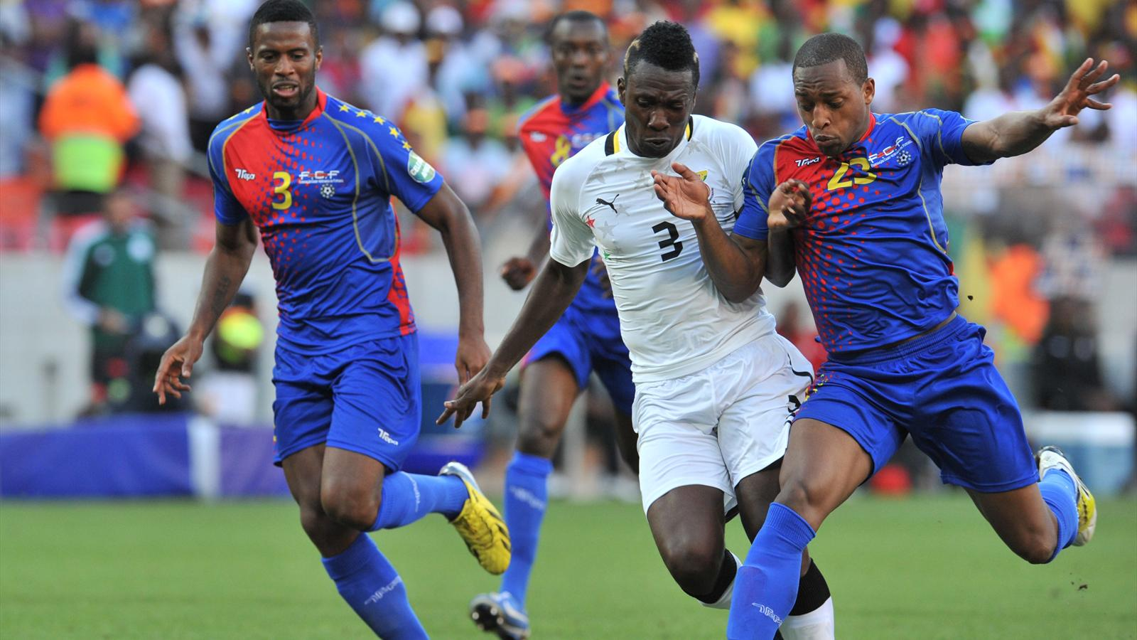 Can 2013 le ghana bat le cap vert 2 0 et se hisse en demi finales coupe d 39 afrique des - Resultat foot coupe d afrique ...