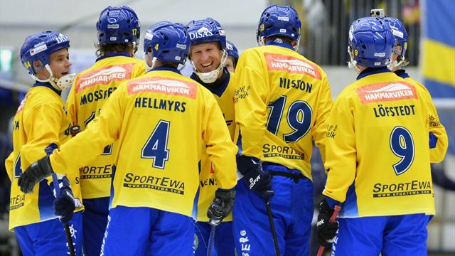 Se Sveriges bronsmatch direkt på Eurosport 2