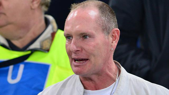 Fears for Gazza grow after latest boozy meltdown