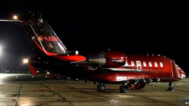 Hamilton s'offre un jet à 23 millions d'euros