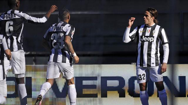 La Juventus droite dans ses bottes