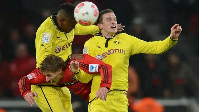 Le dauphin, c'est Dortmund