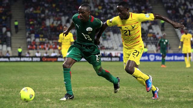 Le Burkina Faso écrit son histoire