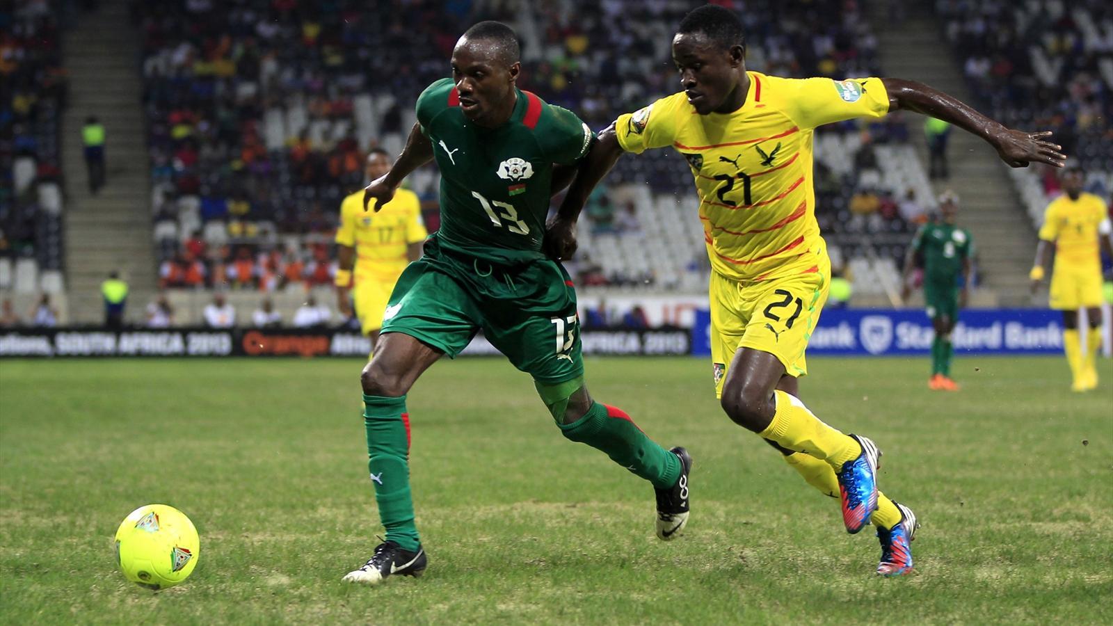 Vainqueur du togo 1 0 le burkina faso crit son histoire coupe d 39 afrique des nations 2013 - Vainqueur coupe d afrique ...