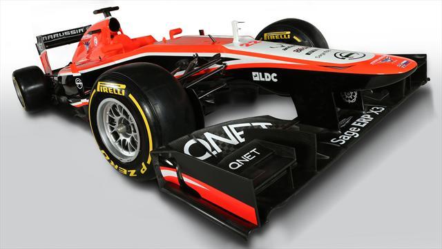 Le KERS va booster la Marussia MR02