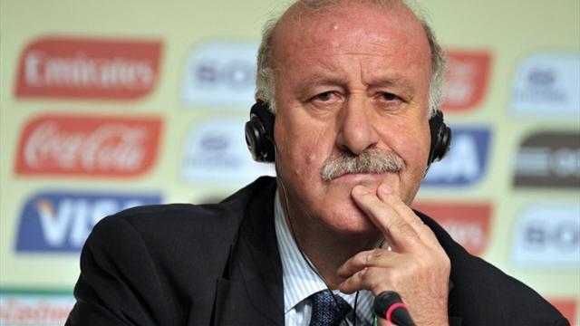 Дель Боске: «Бразилия – фаворит финала»