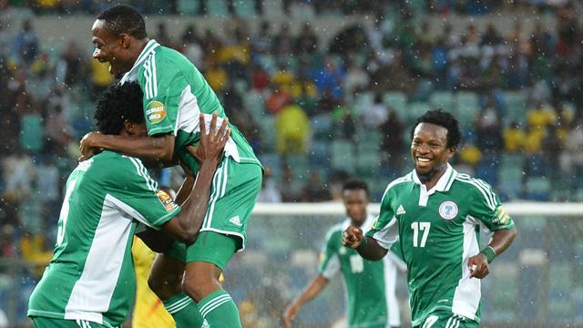 Nigeria hammer Mali to march into final