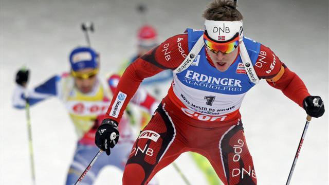 Свендсен: «Я болею и пропущу индивидуальную гонку»