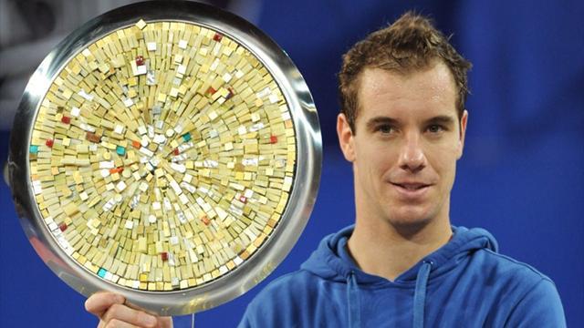 Гаске выиграл второй турнир в сезоне