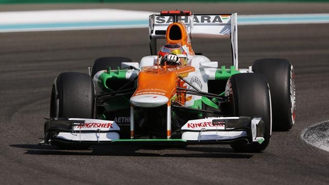 Force India recale Bianchi