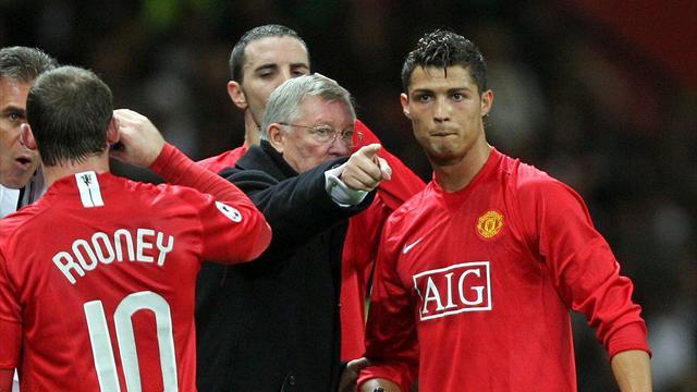 Ronaldo, enfant de Ferguson et de Manchester
