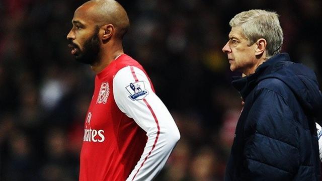 """Henry rend hommage à Wenger : """"Son héritage est intouchable"""""""